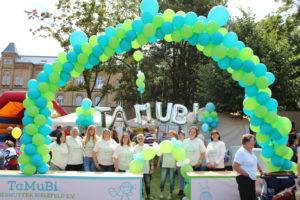 TaMuBi Ballon-Eingang